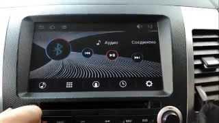 winca s150 android 4 интерфейс после обновления / прошивки /апгрейда до андроид 4