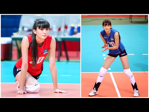 Beautiful Volleyball Player Sabina Altynbekova (HD)