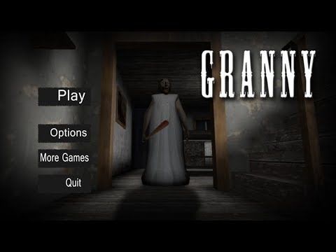 WE BACCK!!!! _GRANNY GAVE ME COOKIE _GRANNY HORROR GAME.