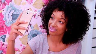 O celular da selfie + Umboxing