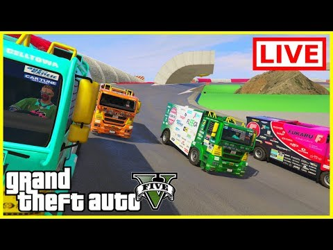 GTA Live With Viewers - World's Ugliest Streamer! - COME JOIN US!