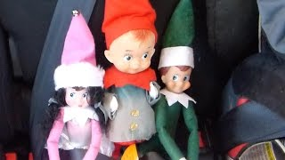 Elf on the Shelf: Mini Vacay to Greensboro, NC!