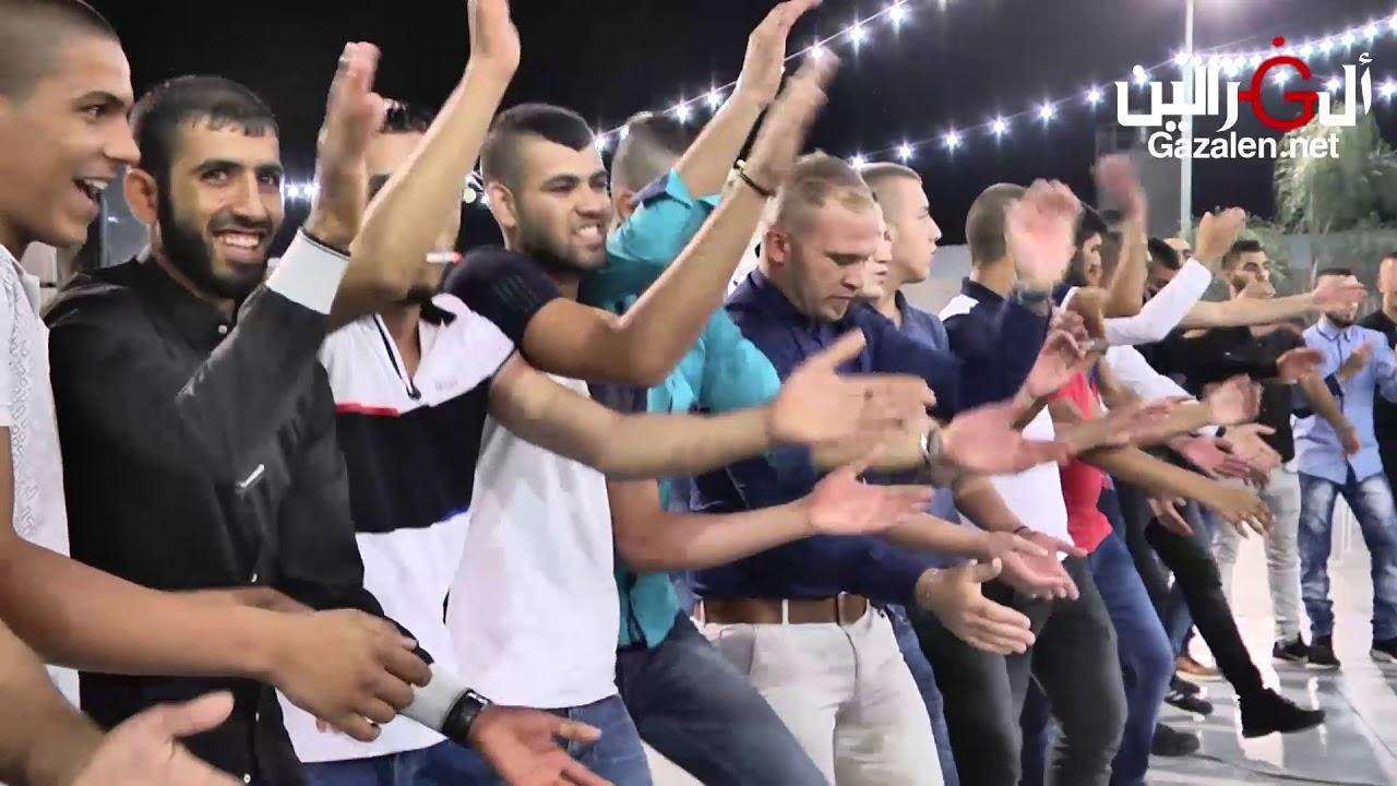 محمود وصالح الجلماوي ومحمد حمدان افراح ال حمدان