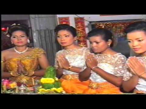 Pu Kong. Bong Poch's wedding on 30-April-2004 Part-2