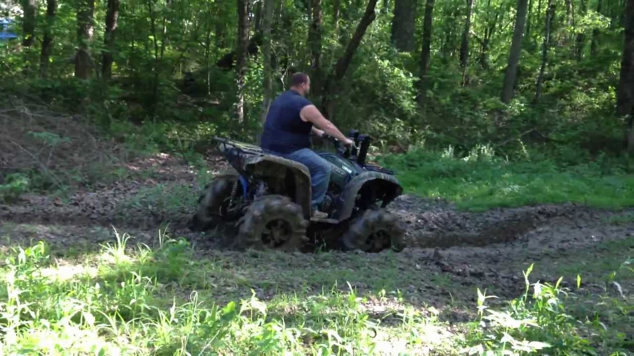 Yamaha Grizzly 660 >> 2012 Yamaha Grizzly 700 with 6in Catvos Lift and 32in ...
