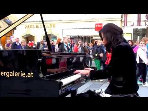 SoRyang plays Chopin: Polonaise Grande brillante