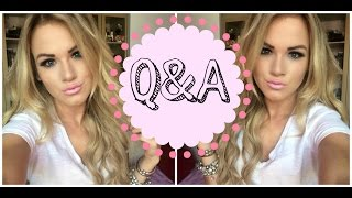 Q&A: Red Hair, Dating JB, & Illegal Water Ride!