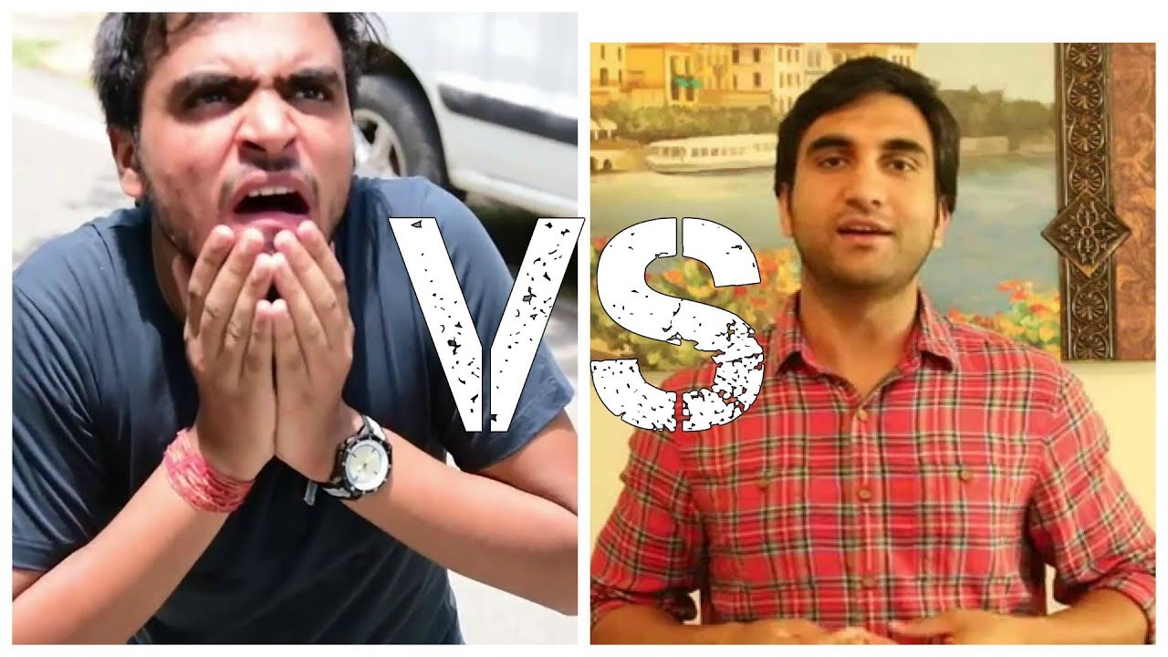Amit Bhadana Vs Lalit Shokeen  | DESI COMEDY | The Official Vines WarZone