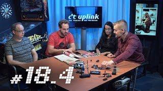 c't uplink 18.4: Hacking-Gadgets, Breitband-Tarif, Spielen unter Linux