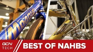Hot New Custom Bike Tech From The North American Handmade Bicycle Show | NAHBS 2019