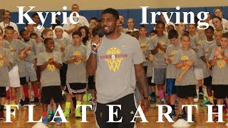 Flat Earth invades science classes because of Kyrie Irving - mainstream media explodes again ✅