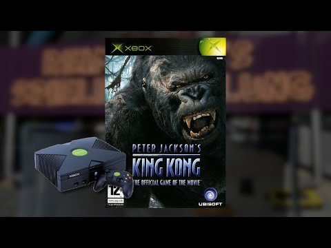 Gameplay : King Kong [Xbox]