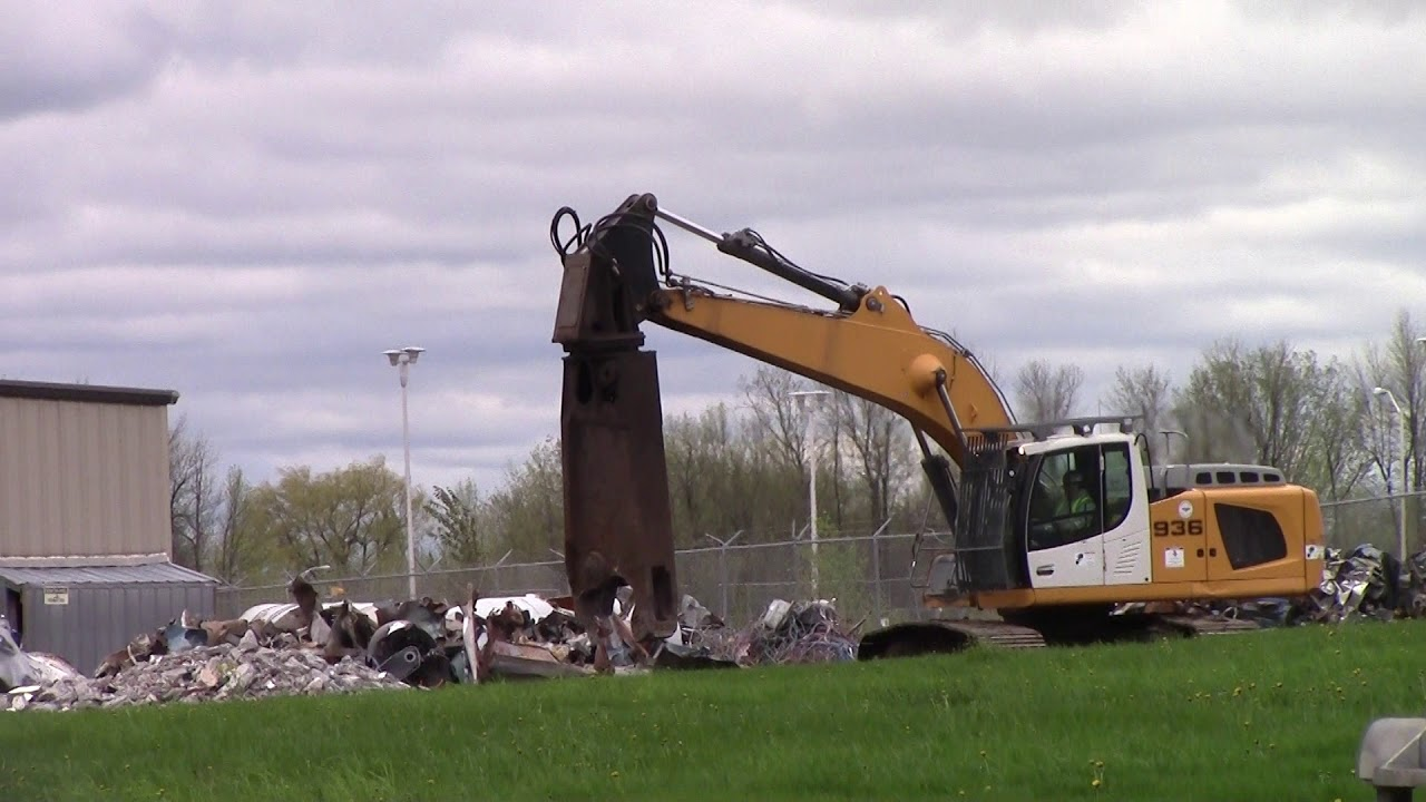 Pfizer RP Plant Demolition Update  5-21-19