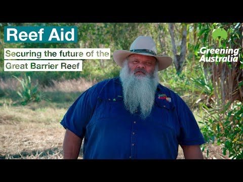 Reef Aid - Securing the Future of the Great Barrier Reef