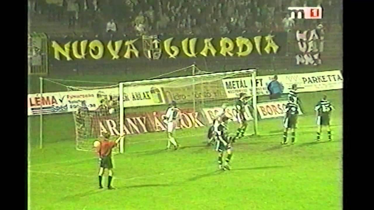 Honvéd-Haladás | 6-1 | 2001. 10. 13 | MLSZ TV Archív