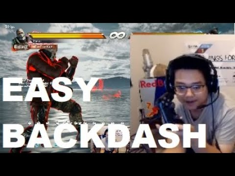 Download Easy Backdash in TEKKEN 7! Anakin Tutorial on Pad/Stick/1P/2P
