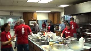 Keller Williams celebrates Red Day 2013 (Part 1)