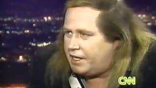 Sam Kinison candid interview