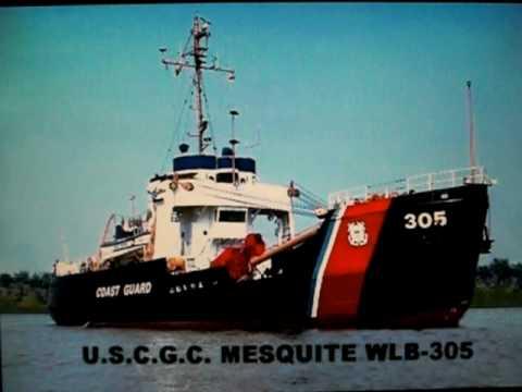 USCG BUOY TENDERS 39 . by Tom Hough SPAR WLB-403.