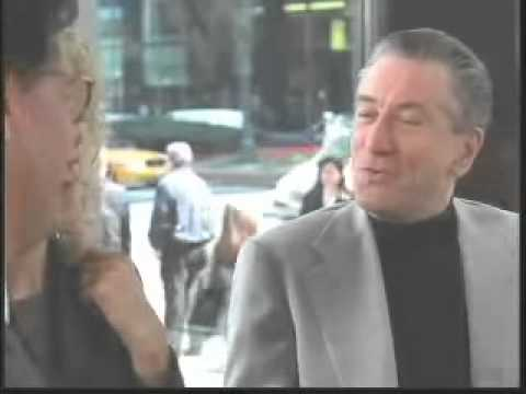 My Italian Car Salesman Robert De Niro - YouTube