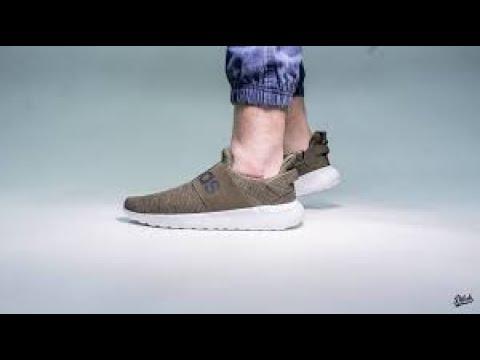 Unboxing sneakers Adidas CF Lite Racer