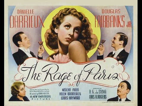 The Rage of Paris [1938] Henry Koster