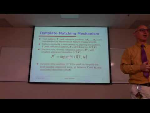 Speech Recognition lecture 19