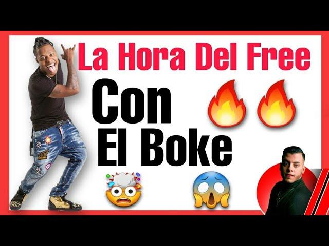 EL BOKE VERSO HISTÓRICO CON EL PELUCHE CHEQUEN ESTO