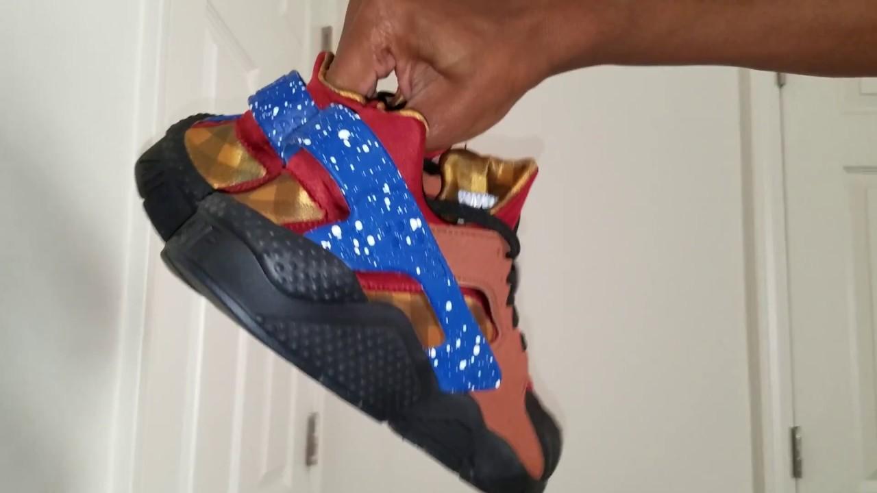d9274e81caae Vlog 22 Men s Nike Air Huarache Run Premium Hiking Running Shoes Retail   120.00 Click Subscribe