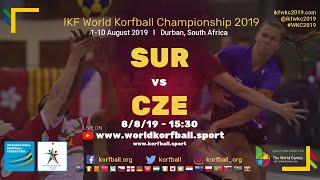IKF WKC 2019 SUR-CZE