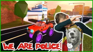 The Cop Gang Taking Down Criminals!