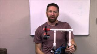 Homemade Pvc Camelbak Go-pro Rig For Mountain Biking Or Skateboarding