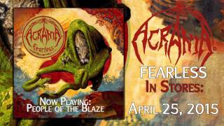 ACRANIA - People of the Blaze (OFFICIAL TRACK)