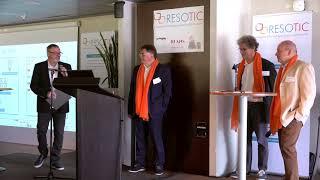 Frédéric Coureau - Journaliste - speaker - événements économiques, tables rondes...