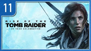 Rise of The Tomb Raider - Μέρος 11 ~ Τενεκεδούπολη (Gameplay)