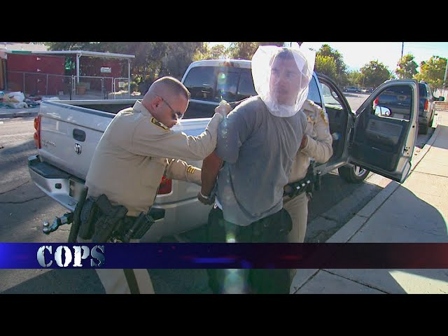 Shattered Home, Web Exclusive, COPS TV SHOW