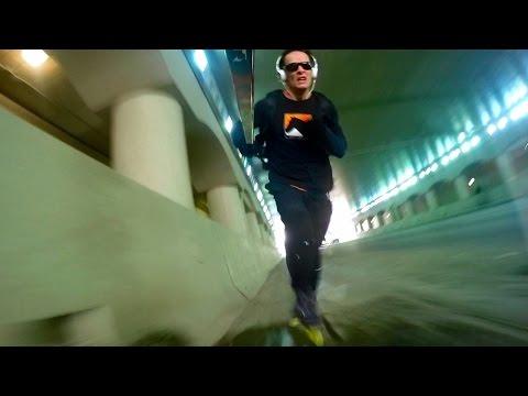 Deep City Skate Narrated Long Flow - Flowcast 19