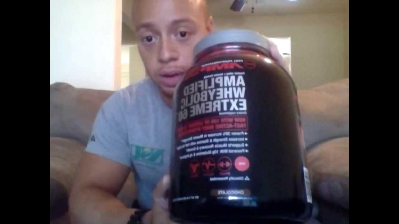 GNC Amplified Wheybolic Extreme 60 Review (Longest - YouTube