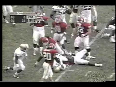 1999 Oklahoma 41 Baylor 10 highlights