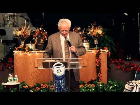 Doctor Karl Coke - Pray for Jerusalem Conference - 10/5/13