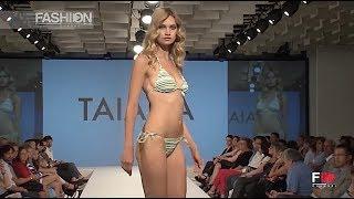 TAIANA Maredimoda Beachwear Maredamare 2015 Florence - Fashion Channel