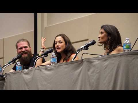 Game On Expo 2017 Overwatch Panel Voice Actors Part 2