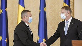 Nicolae Ciuca román védelmi minisztert bízta meg kormányalakítással az államfő
