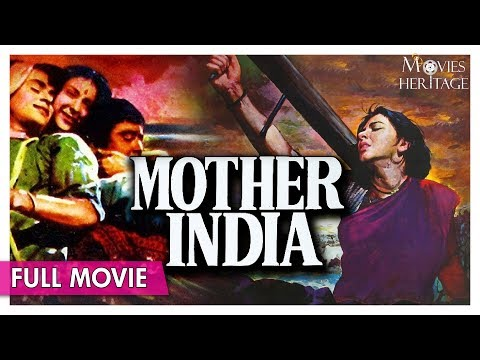 Mother India 1957 Full Movie | Nargis , Sunil Dutt | Superhit Hindi Classic Movies | Movies Heritage