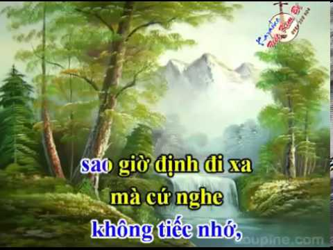 karaoke trich doan Mua Thu Tren Bach Ma Son 2 - ca voi 545