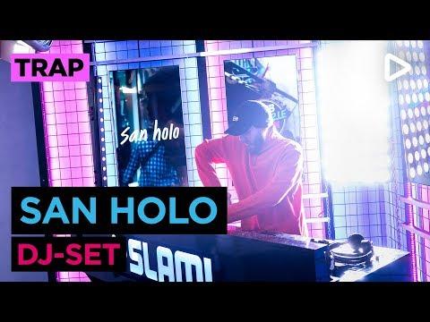 San Holo (DJ-set)   SLAM!