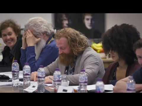 реакция актёров Игры Престолов на сценарий финальной серии