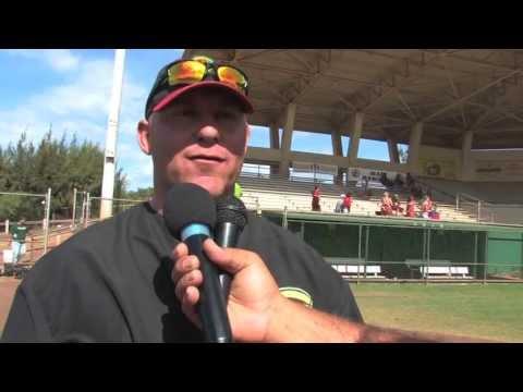07/13/13 Jeff Brooks Interview - Na Koa Ikaika Maui vs. East Bay Lumberjacks 12-2