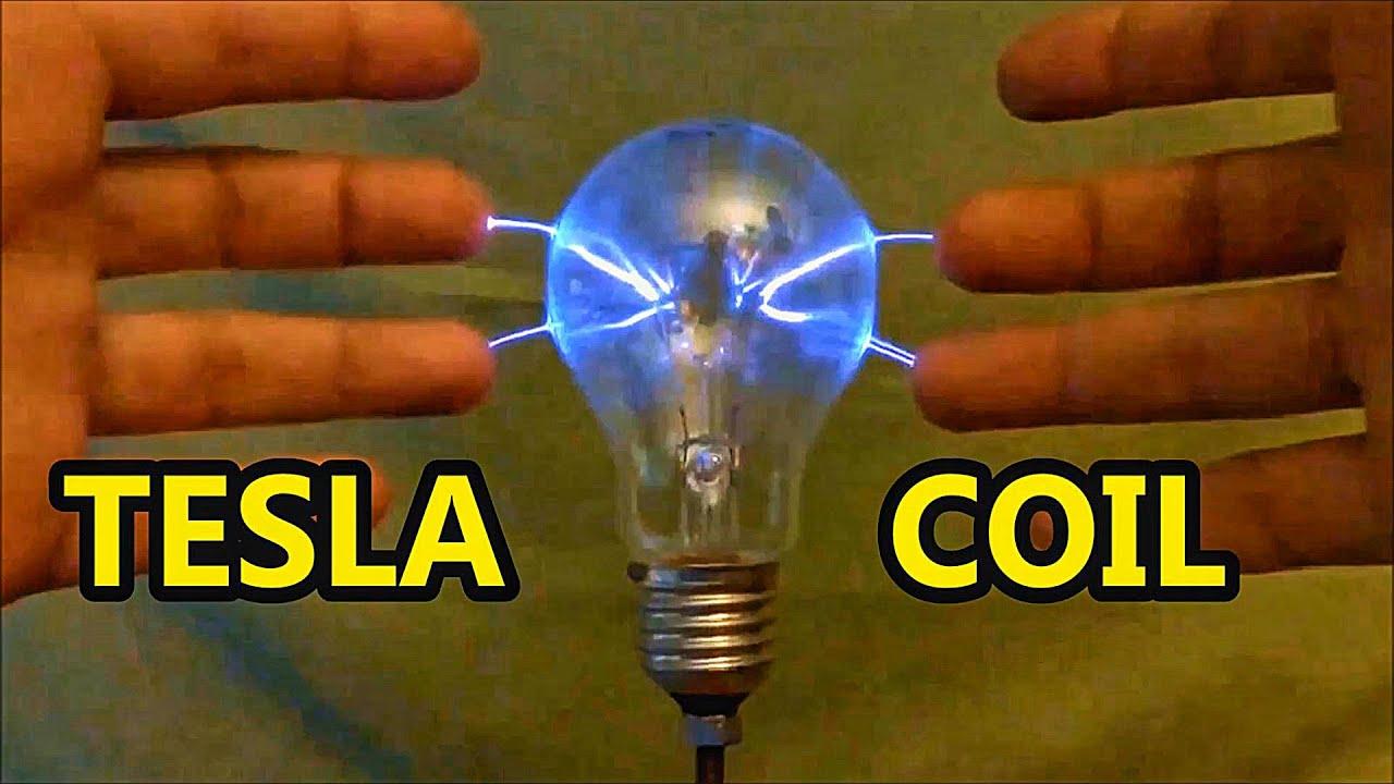 Tesla Coil Plasma Ball ᴴᴰ Youtube