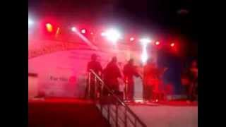 Fusion by Bodhi Tree Rock Band and Santali singers